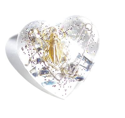 bug ring heart