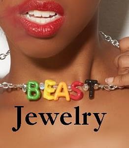 Alternative fashion jewelry y2K