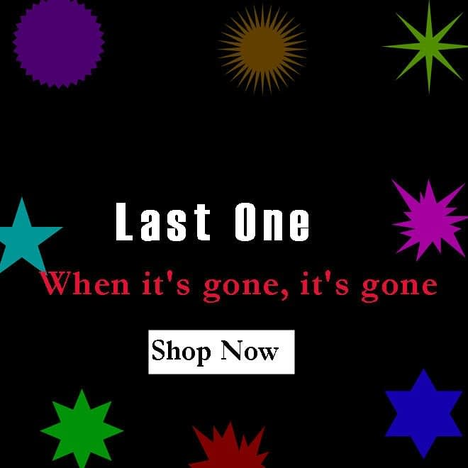 Alternative fashion - last ones, one of a kind