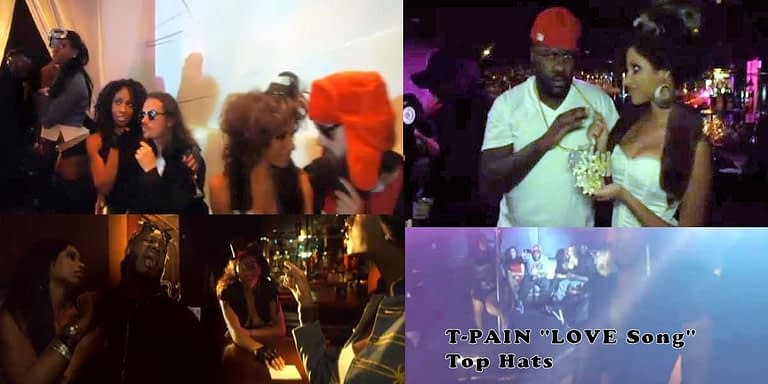 T PAIN LOVE Song Video