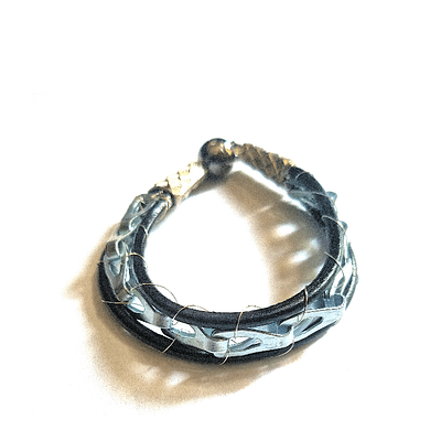 men bike chain bracelet