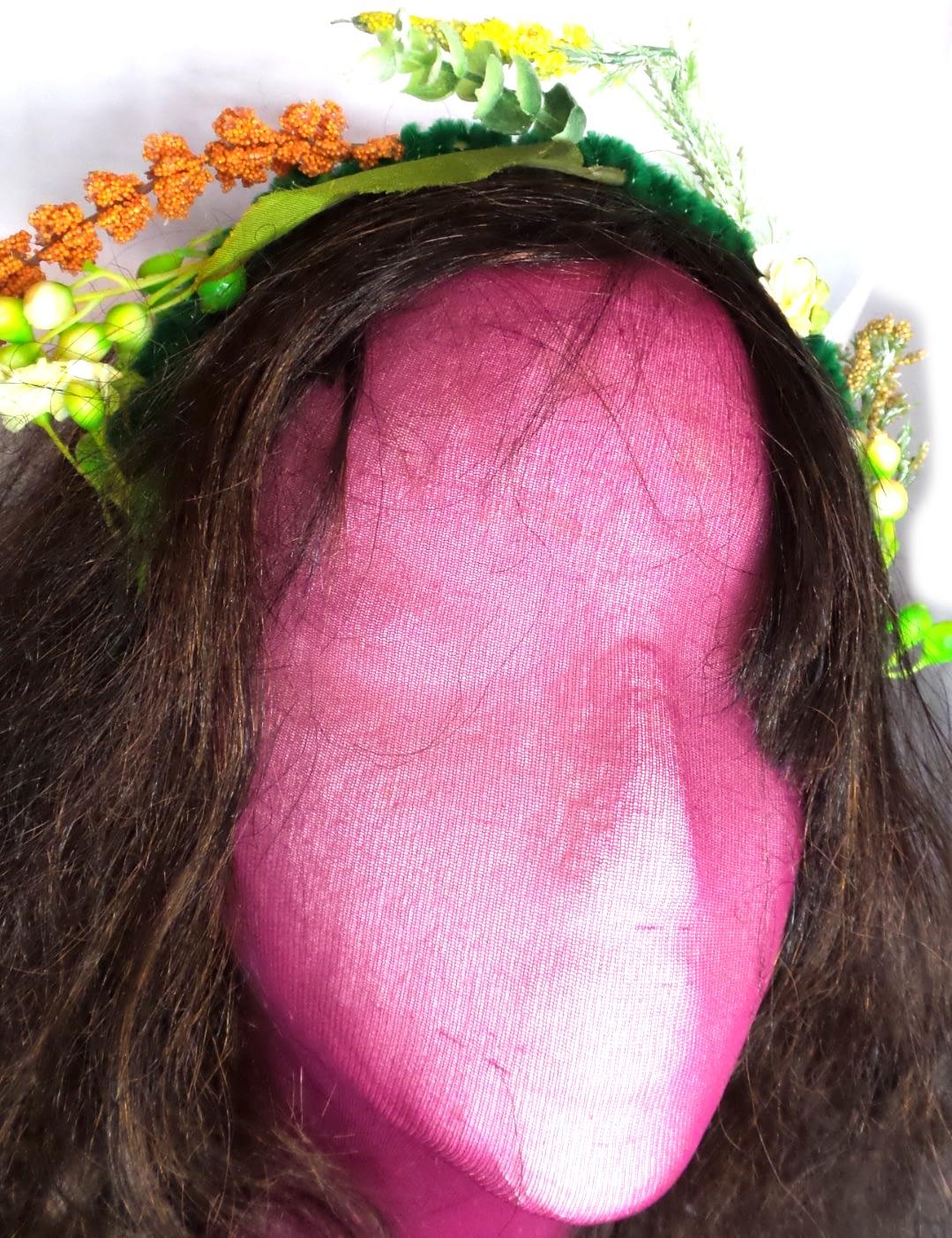orange headband front