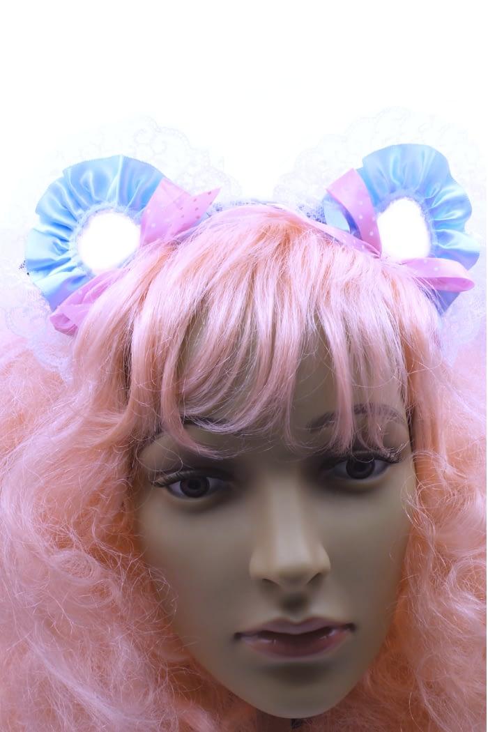 ribbon MM ears front