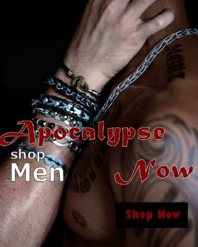 Alternative fashion jewelry for men