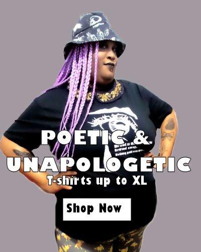 Alternative fashion t-shirts up to XL