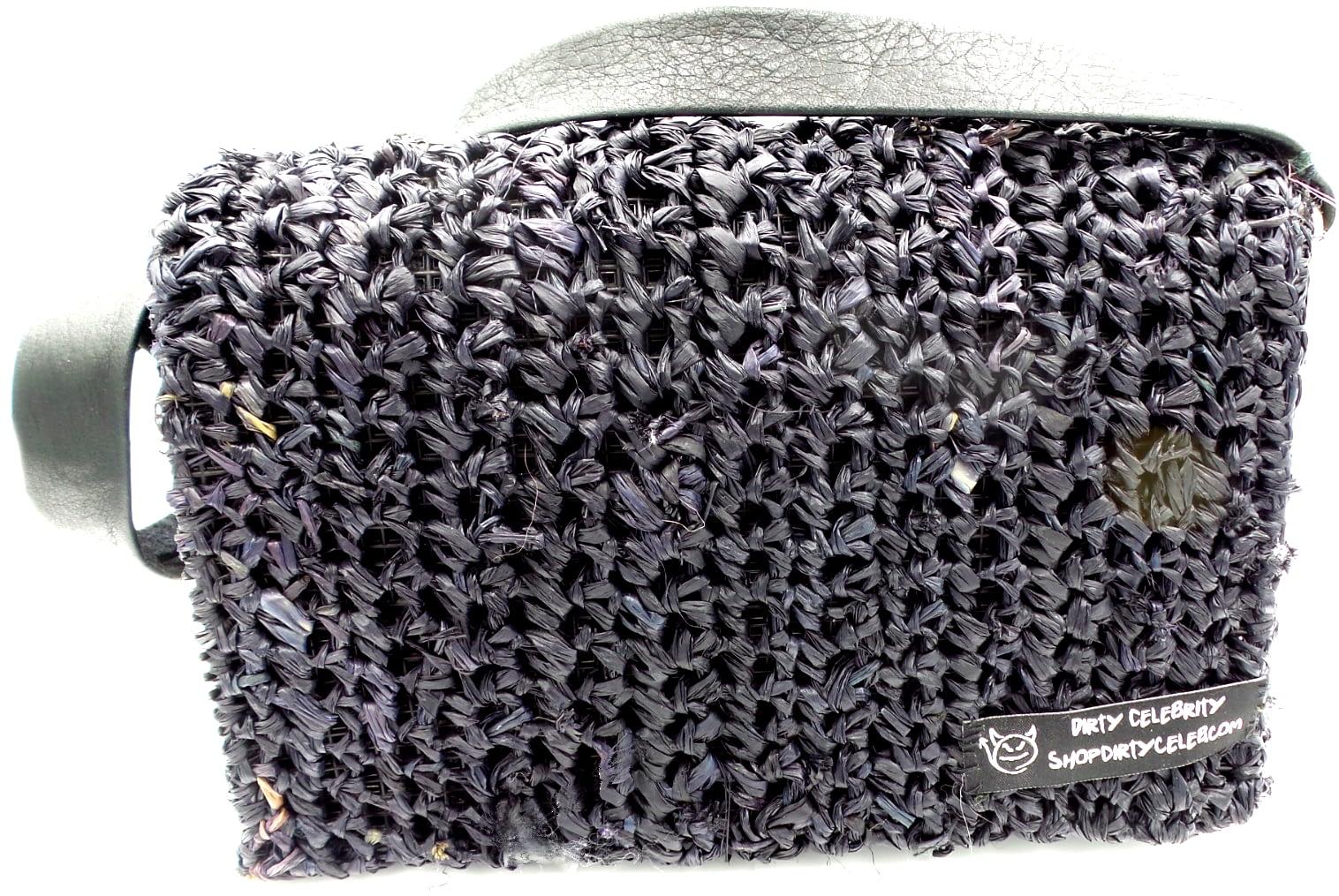 black skull bag back